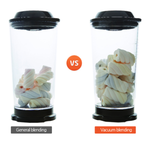 Vacuum blender comparison