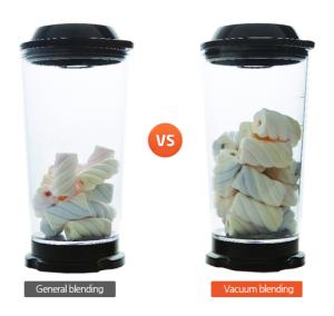 Vacuum blender comparison